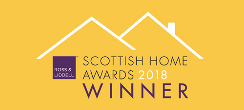 Scottish Home Awards 2018 Winner