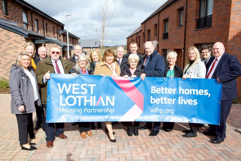 New Winchburgh homes transform community