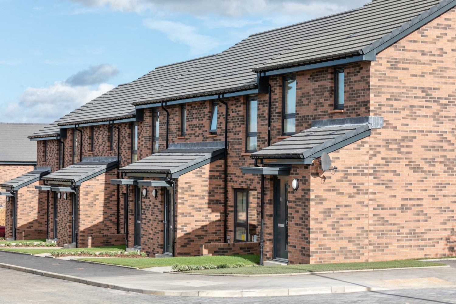 41 New Homes in Winchburgh